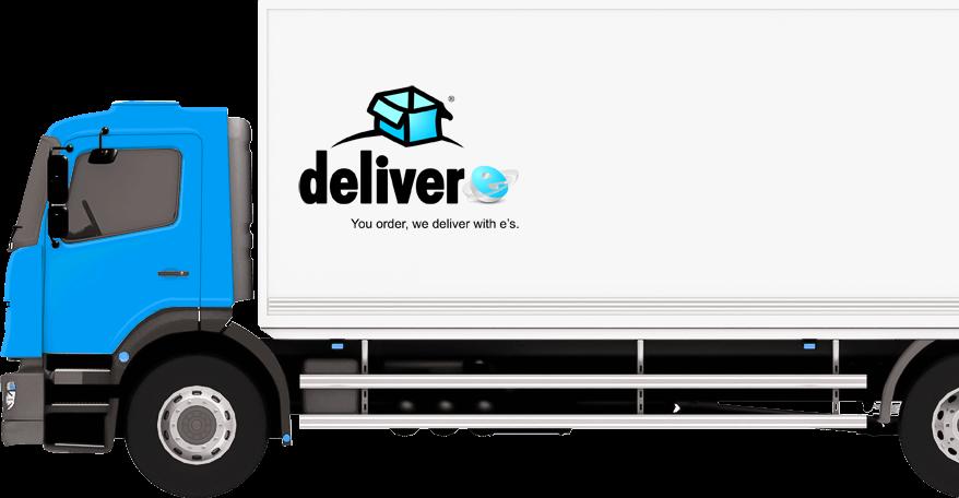 online pakket dienst